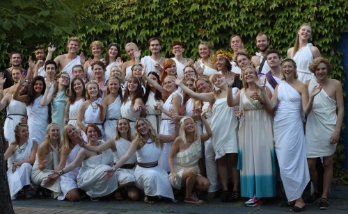 Toga Party with HT2014